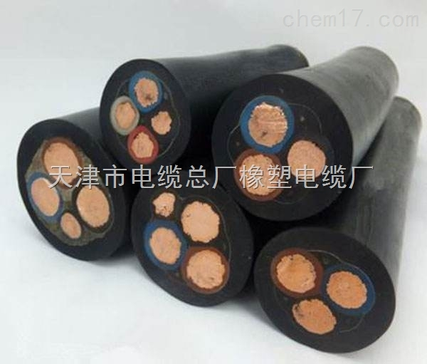 UGFP高压电缆-UGFP屏蔽软橡胶电缆3*25+1*16价格
