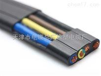 GKFB电缆3.6/6KV 3*35+3*16/3高压扁电缆