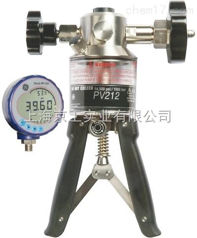 德鲁克PV211气压手泵