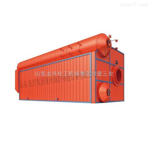 WNS6 20 1.6 Y Q WNS冷凝式燃气 油 蒸汽锅炉 燃油燃气导热油炉 山东龙兴化工机械集团经营三处
