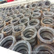 冲压碳钢圆盘毛坯法兰毛坯生产--管件厂家