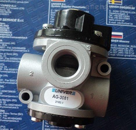 UNIVER气控阀AG-3081上海有现货