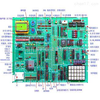 系统通过逻辑转换电路将pci高速总线转换为8位,16位,32位80x86系统