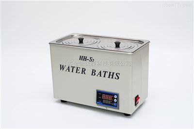 js单列数显恒温水浴锅