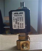 M&M电磁阀D263DVN+7250