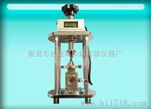 方圆仪器DHY-II型砂浆强度点荷仪、砂浆强度点荷仪价格