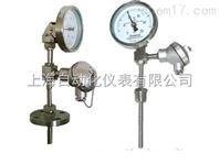 WSSE系列热电偶(阻)双金属温度计