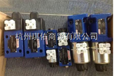 化工机械设备 泵阀类 电磁阀 rexroth力士乐控制换向阀4wrse6v04-3x
