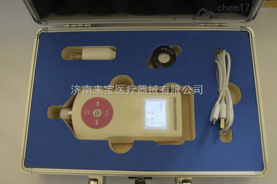 南京道芬DHD-D新生儿经皮黄疸仪现货促销