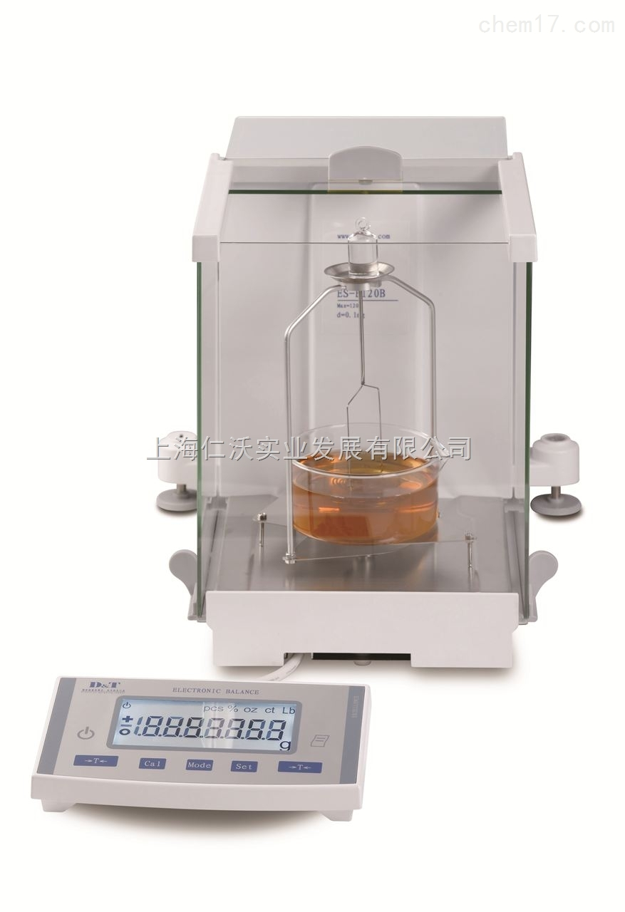 德安特密度天平ES310D Z大称理310g可读性1mg液体浓度测量