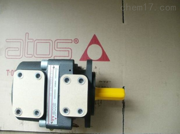 意大利ATOS叶片泵中国总代理