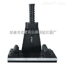 HK-1型万能机混凝土路面砖抗折强度试验装置、路面砖抗折夹具