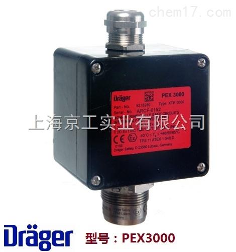 德尔格固定式可燃气体报警器PEX3000