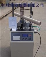 HSWY-5恒勝偉業數顯電工套管壓力試驗機現貨供應 數顯電工套管壓力試驗機 電工儀器