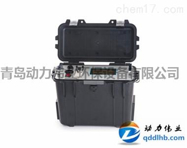 皮托管平行自动烟尘测试仪DL-6300烟尘采样器安装使用说明