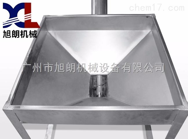 不锈钢螺旋式粉末运输机