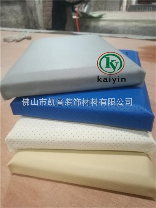 生产防火布艺软包厂家价格