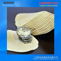 广东厂家东革阿里切片机产品详细先容,大型中药材切片机多少钱一台?
