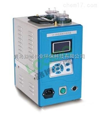 LB-2供應山東臨沂雙氣路管道煙氣采樣器LB-2型智能煙氣采樣器