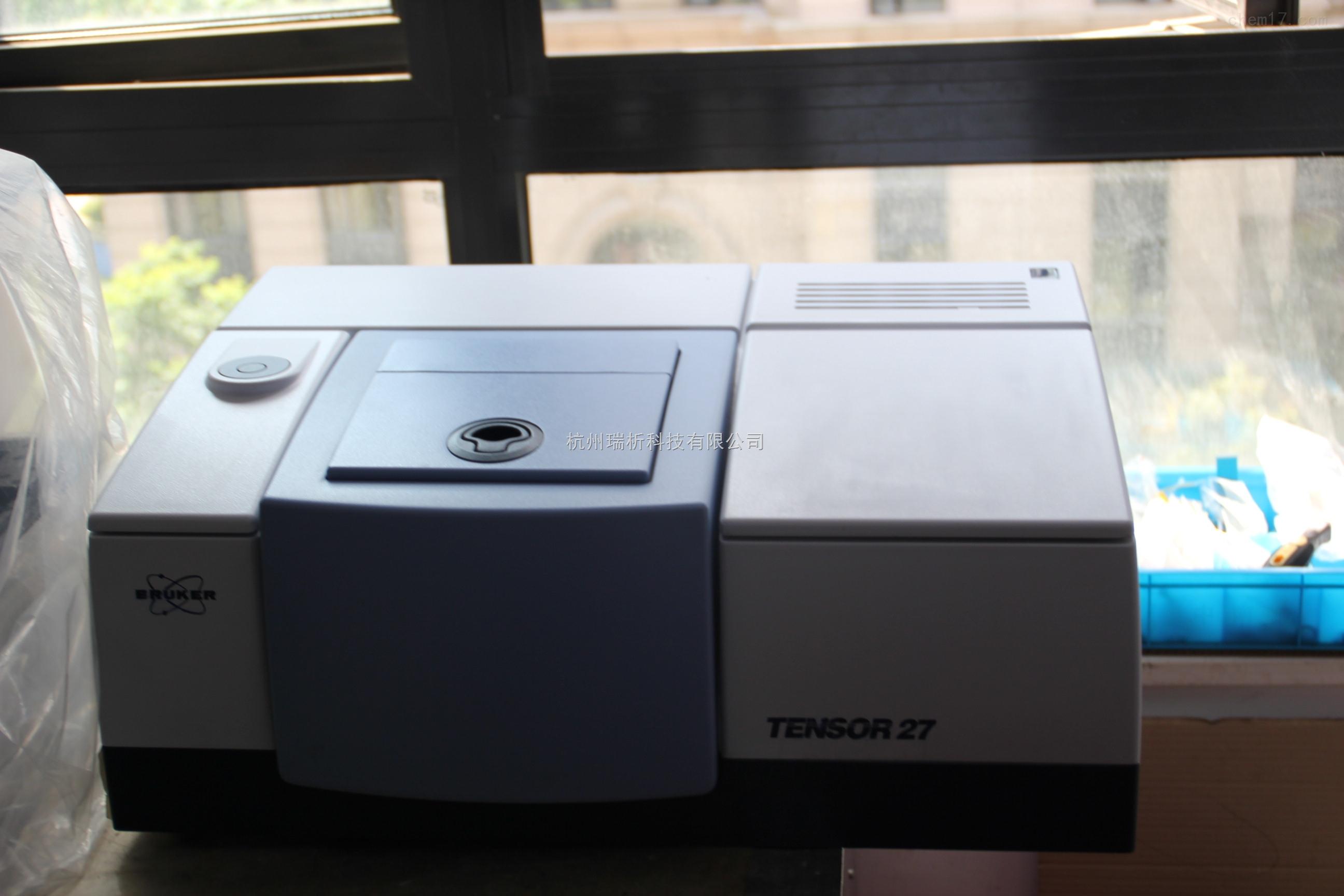 tensor27色谱柱液相色谱柱布鲁克红外tensor27