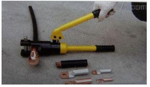 hp-120b电力液压压接钳使用方法