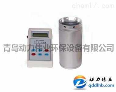 如何标定中流量采样器DL-100型电子孔口流量校准器