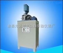 数显混凝土路面砖钢轮式耐磨试验机低价批发销售
