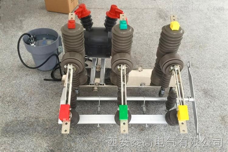zw32-12FG户外智能带隔离高压真空断路器现货