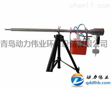 固定污染源硫酸雾采样枪 兼容其他厂家主机 铬酸雾采样枪