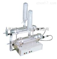ZS-200雙重蒸餾水器 雙重蒸餾水器價格