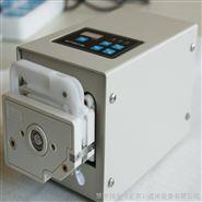 实验室蠕动泵  基本型  调速型BT100J  铁壳喷塑