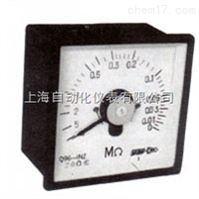 高阻表上海自一船用仪表有限公司