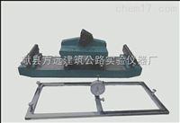 碾压混凝土抗弯拉弹性模量试验装置、抗弯拉弹性模量