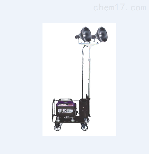 供应九寨沟SFW6120轻型升降泛光灯厂家