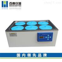 HHS-21-6恒温水浴锅