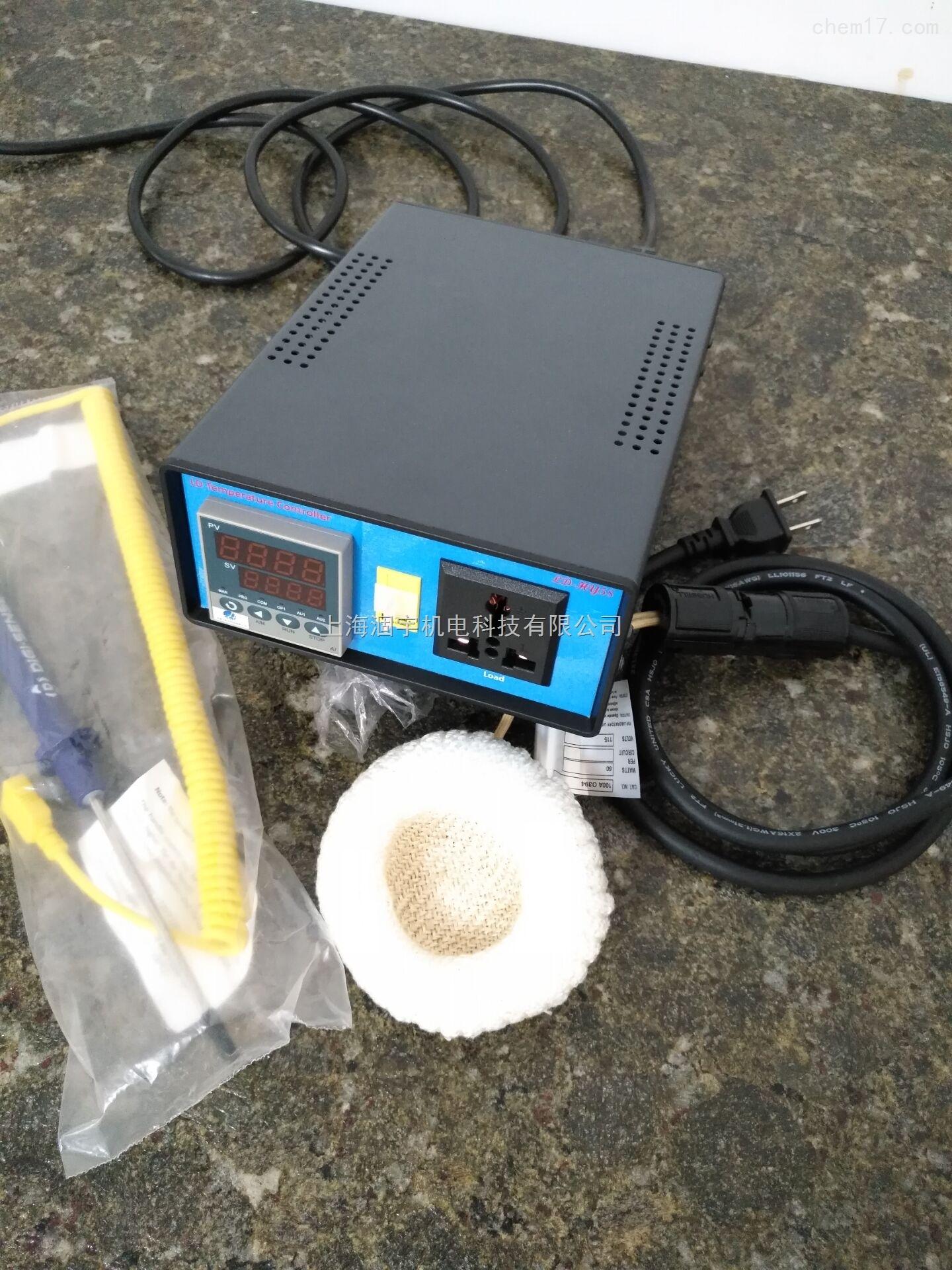 LD-HY5S经济型GLASCOL加热套控温仪 代替Digi-Sense温度控制器