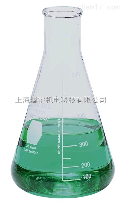 代理销售进口美国KIMBLE、 KIMAX三角玻璃烧瓶
