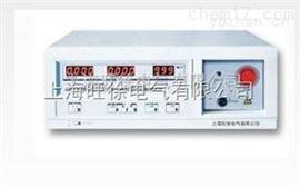 ZLK7142程控交直流耐电压绝缘电阻测试仪原理