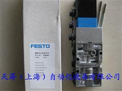 FESTO电磁阀阀岛MVH-5-1/8-B-VI-X