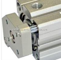 亚德客超薄气缸介绍,AIRTAC紧凑型气缸规格图片