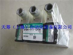 CKD2通电磁阀GFAB41-5-3-12HSN-3
