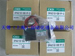 CKD流体阀3PA210-06-P-3