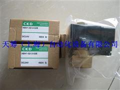 CKD电磁阀AB41-02-3-02E