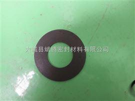 耐高温四氟碳纤垫 耐酸碳纤维四氟圈价格优惠