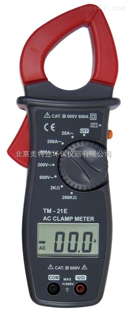 中国台湾泰玛斯TM-22E数字钳形表*