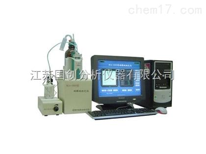 油品酸碱值测定仪