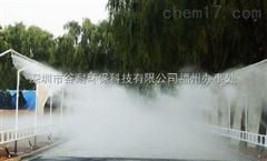 河南商业街降温景区降温设备雾森系统