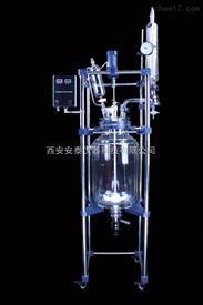 S212-10L10L双层玻璃反应釜
