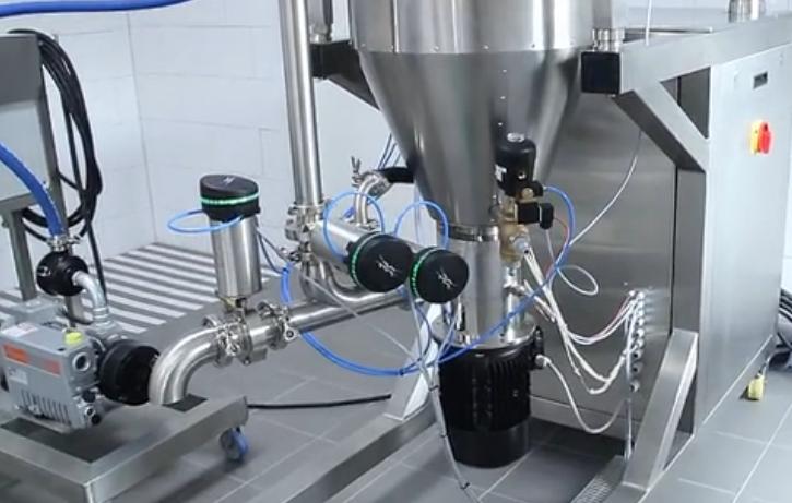 广州语特:德国MICCRA发布最新分散乳化生产设备