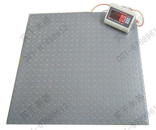 1000kg电子地磅秤图片